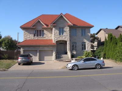 Metal Roofing Montreal