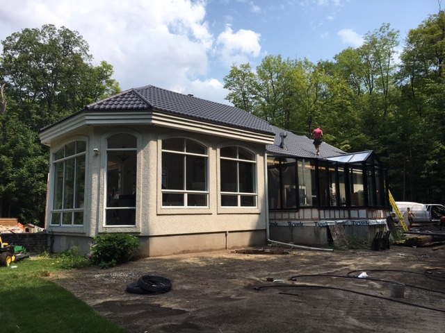 Roof Replacement Repentigny - Metal roofing