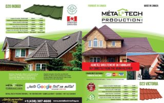 Metal Roofing Installation Montreal