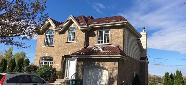 Metal Roofing Blainville
