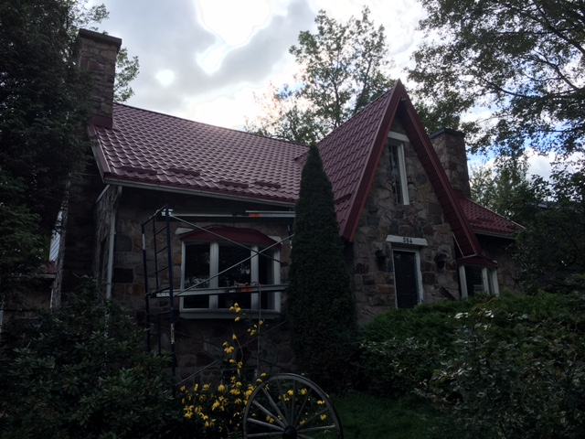 Metal Roofing Pierrefonds
