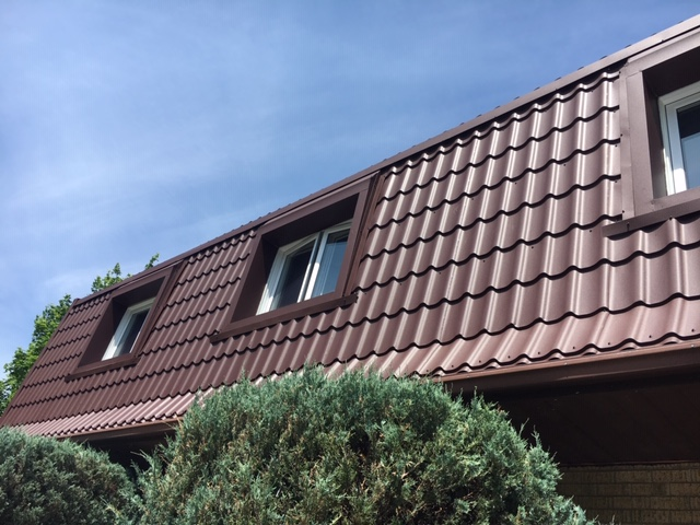 Roof replacement Saint-Constant - Metal roofing