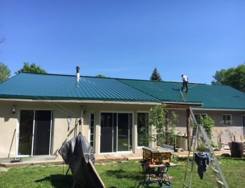 Roof replacement Brossard