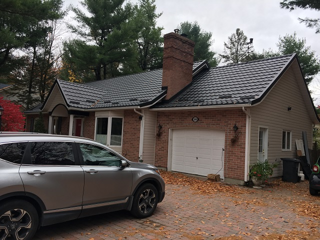 Metal Roofing Montreal Pincourt Quebec